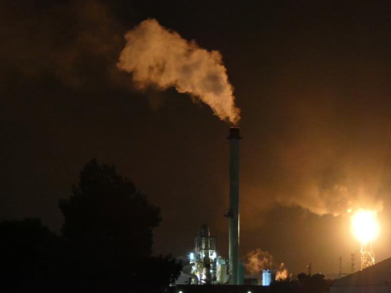 « Allo Industrie » va permettre d'informer avec plus de réactivité sur des opérations comme des torchages, toujours génératrices d'inquiétudes chez les riverains et leurs élus.