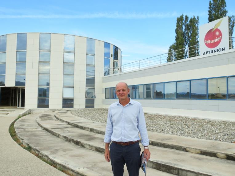 """Olivier Charles, PDG, veut promouvoir pour Aptunion """"un projet économique, écologique et humain"""""""
