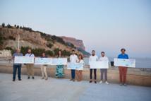Les start ups du challenge «  My Med » redoublent d'innovation pour protéger le littoral.