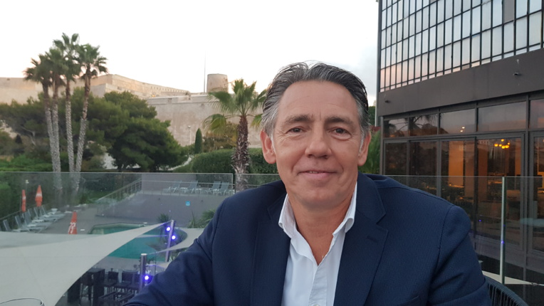 Maxime Tissot garde le lien avec les professionnels du tourisme et se dit prêt à dégainer quand tout repartira (photo : F.Dubessy)