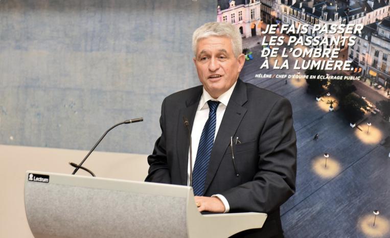 Frédéric Tomasella, président de la FRTP Paca