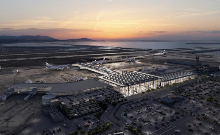 Le trafic de l'Aéroport Marseille-Provence dévisse © AMP
