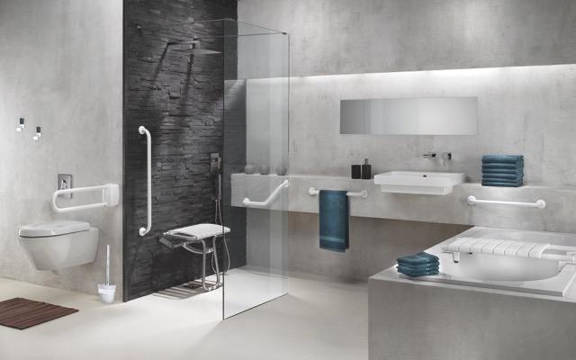 La salle de bains adaptée aux seniors : un marché d'avenir©DR