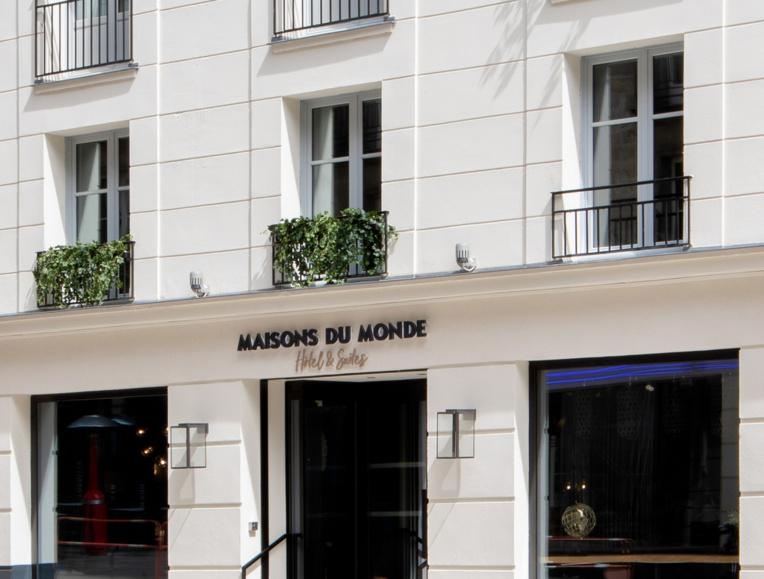 L'ancien Grand Tonic Hôtel va renaître sous le pavillon Maisons du Monde © Dr