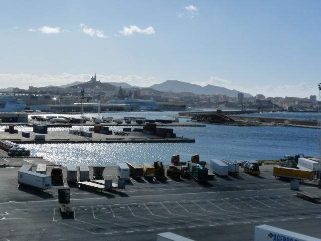 Les Bassins Est de Marseille. ©N.B.C