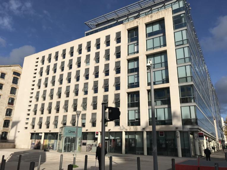 Grand Large, l'un des deux immeubles de bureaux qui ont changé de propriétaire en ce début 2021 © DR
