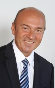 Philippe Bellemin-Noel, président de la fédération bancaire française des Bouches-du-Rhône. ©DR