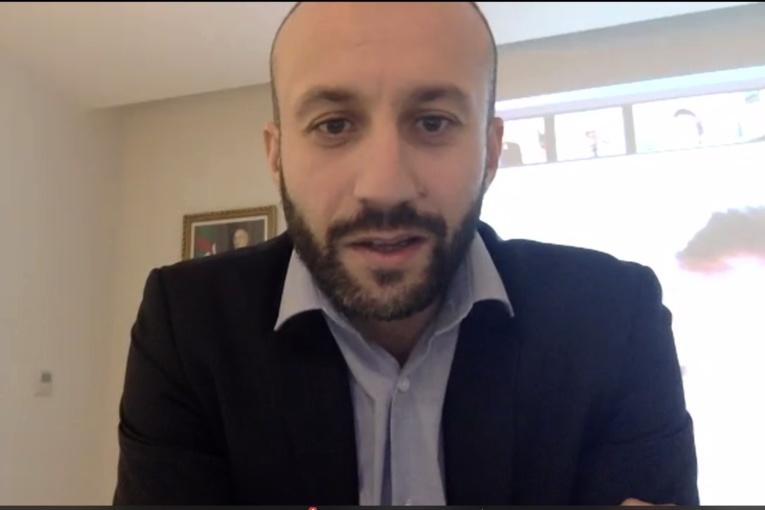 Nazim Zini, délégué régional de la Chambre de commerce et d'industrie algérienne en France. ©NBC