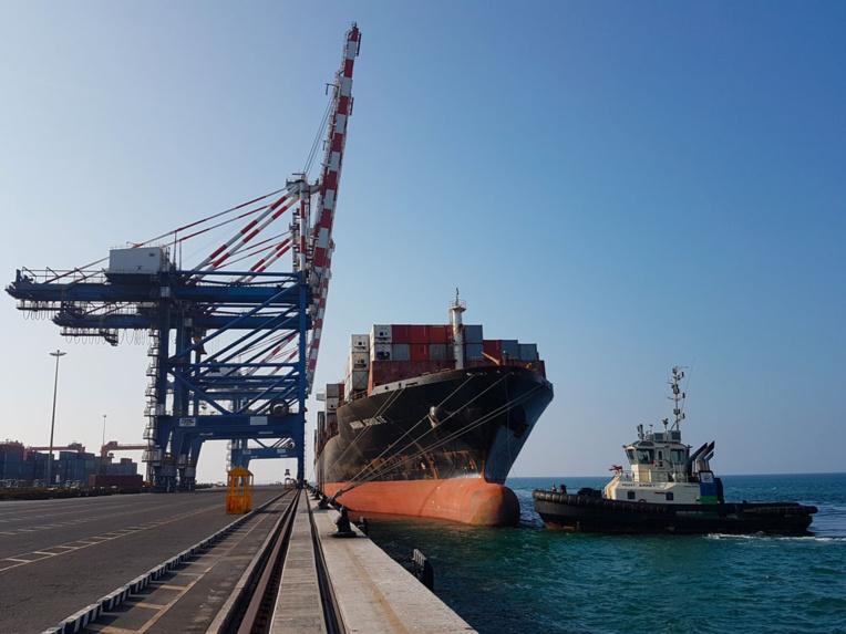 Le port de Djibouti ©Sefacil