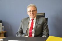 Marc Dufour, directeur général de la Somimar, gestionnaire des Min des Arnavaux et de Saumaty. ©NBC