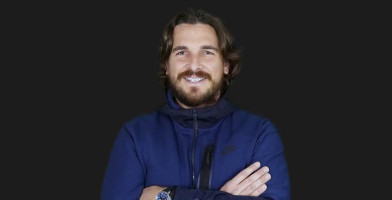 """Fabrice Blisson, entrepreneur et à la tête de la commission """" jeunes entrepreneurs"""" de l'UPE 13"""