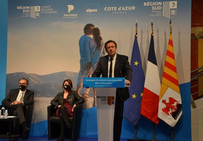 François de Canson assure que les réservations battent leur plein (photo : F.Dubessy)