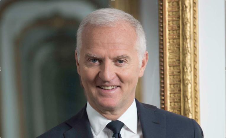 Nicolas Merindol, co créateur de Carmin, spécialisé dans le conseil en stratégie financière