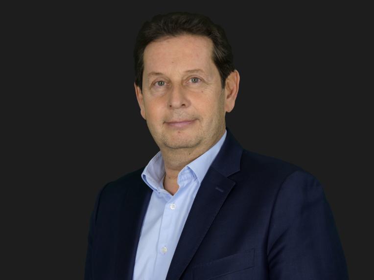 Philippe Korcia, président de l'Upe 13