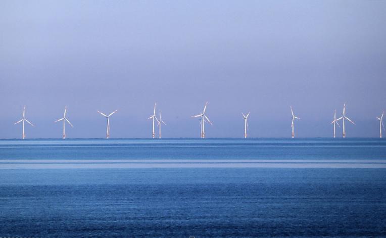 Les deux parcs compteront chacun une vingtaine d'éoliennes (photo : DR)