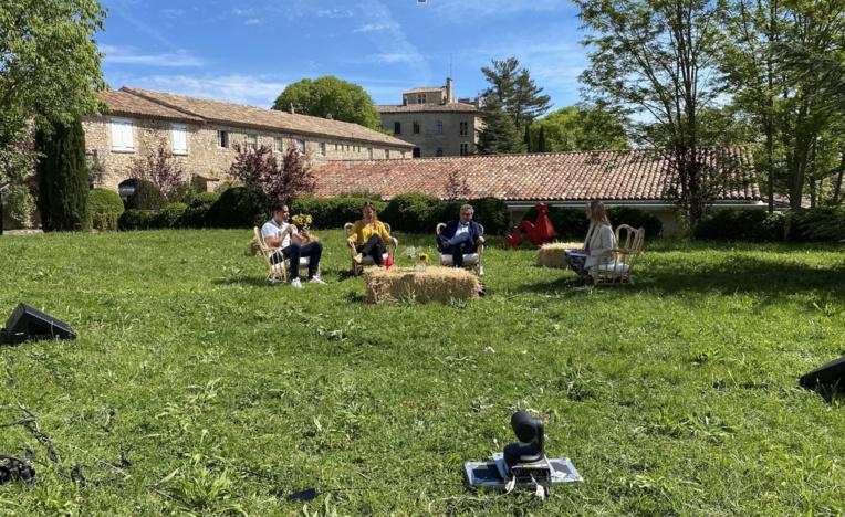 Une table ronde du Grand Bain de la French Tech Aix Marseille
