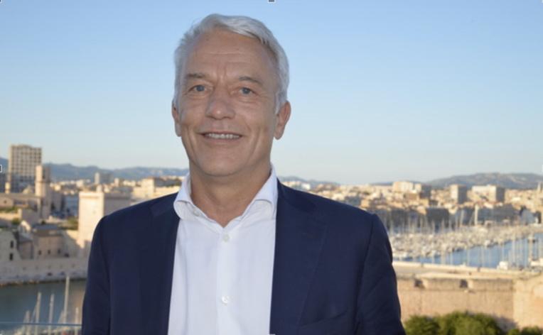 Patrick Martin, président délégué du Medef. ©NBC