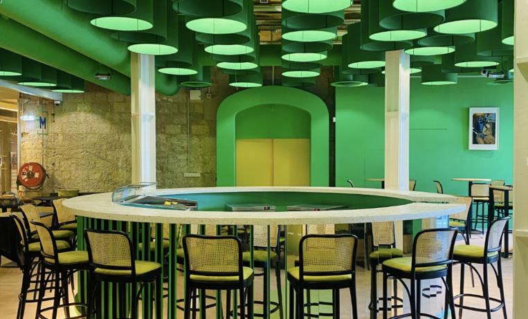Mx, un nouveau lieu de vie imaginé aux Docks par Pernod Ricard