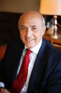 Jean-Hervé Lorenzi, président du Cercle des économistes. © D.R