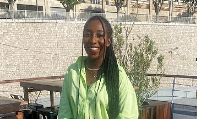 Aby Sene, une des candidates de Make The Choice 2021