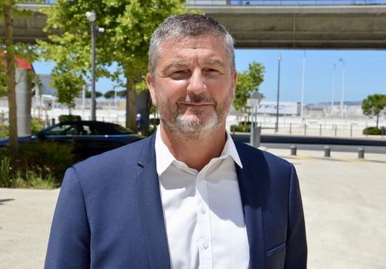 Gérald Kothe, directeur de MSC pour le Sud de la France, de Bordeaux à Marseille. ©N.B.C