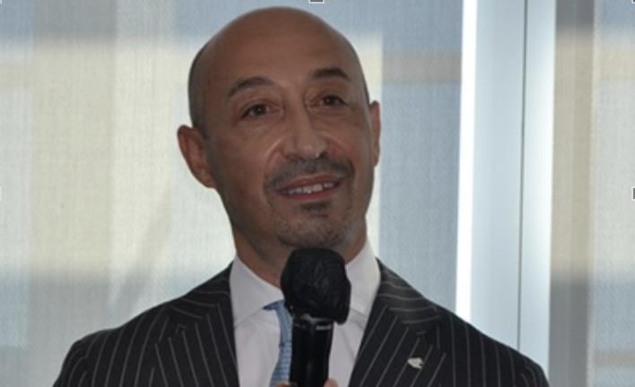 Raffaele D'Ambrosio, directeur général France de Costa Croisières, travaille sur des navires zéro émission (photo : F.Dubessy)