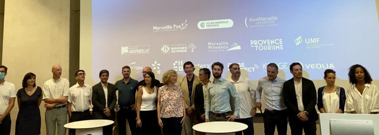 Les défis du Smartport Challenge sont portés par EDF, CMA CGM, Veolia, Interxion, Hammerson – Les Terrasses du Port, NGE Connect, Port de Marseille Fos/UMF, Ville de Marseille, Conseil Départemental des Bouches-du-Rhône/Club de la Croisière Marseille Provence/Provence Tourisme.