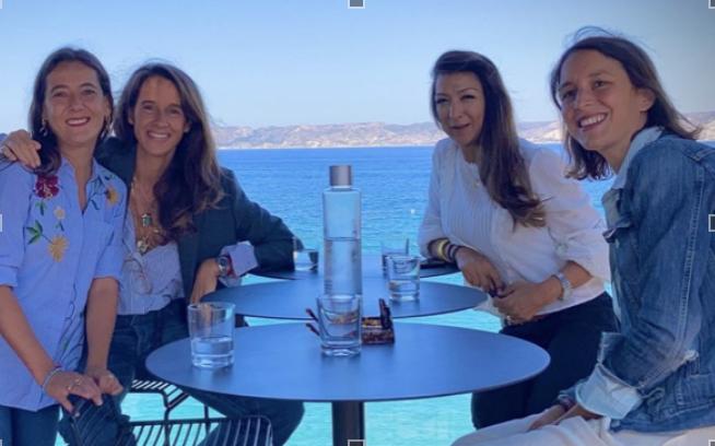 L'équipe Veuve Clicquot à Marseille organisera les rencontres Audacieuses le 22 octobre.