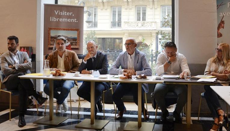 """L'OTC insiste sur la nécessité du """"jouer collectif"""" entre tous les acteurs du tourisme (photo : F.Dubessy)"""
