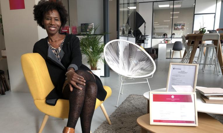 """Dominique de Saint Laurent Fondatrice de WELOGE l'immobilier tout compris"""""""