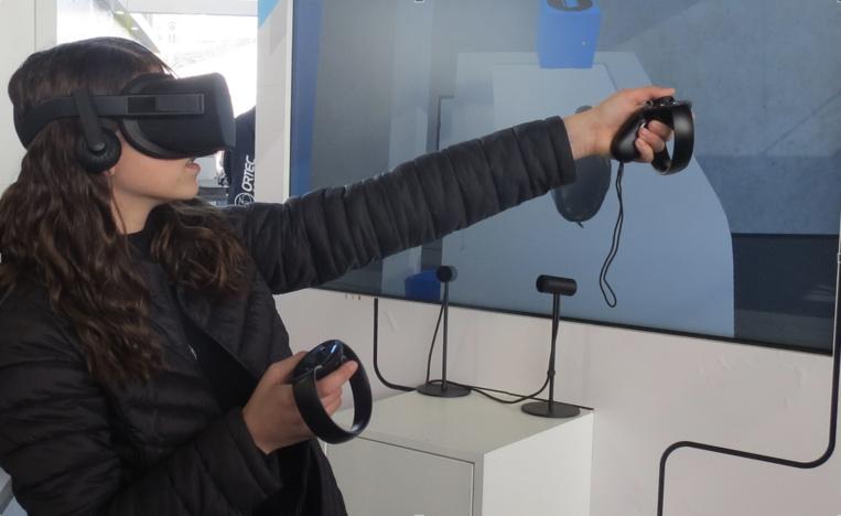 En 2019, l'Usine Extraordinaire était physique et digitale. En 2021, la découverte de l'industrie sera numérique, interactive et pédagogique (Photo JC Barla)