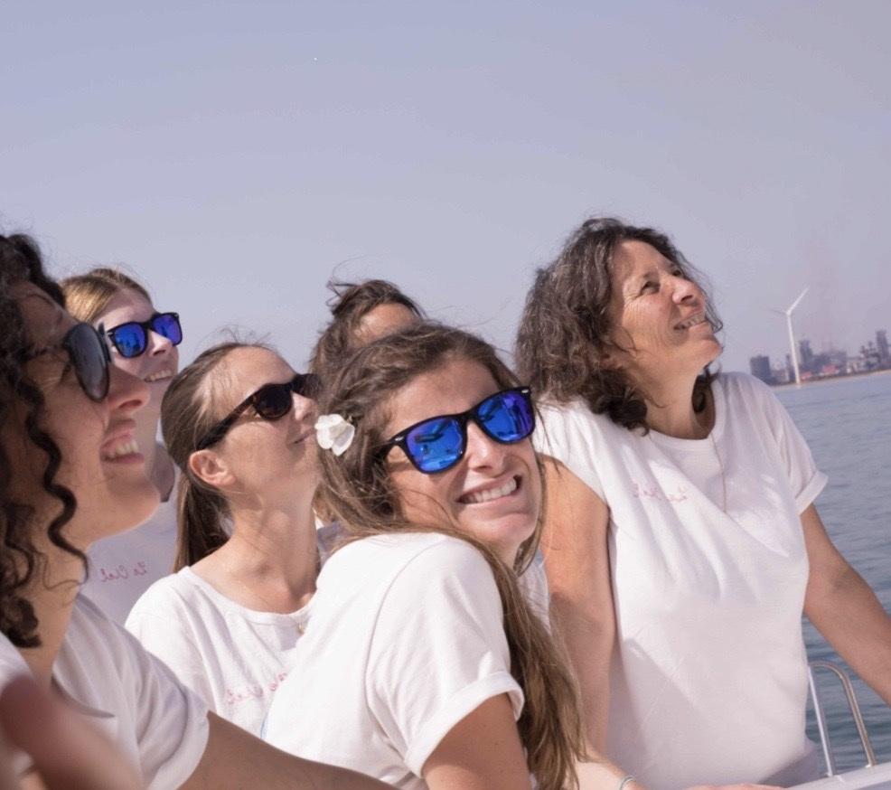 Ouverture des candidatures : la saison 2 Earthship Sisters est lancée
