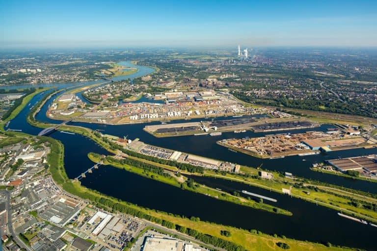 Le port de Duisbourg dans la Ruhr bientôt relié par le fer à Marseille-Fos ?