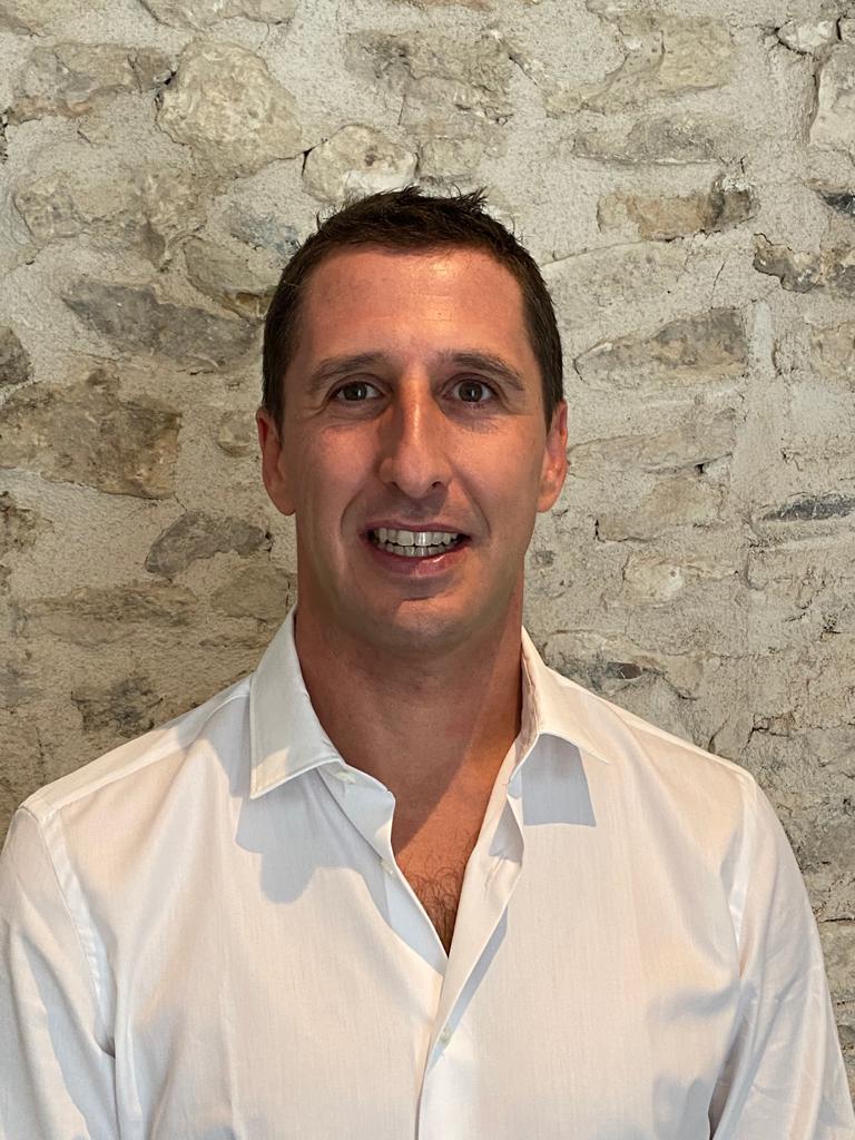Michaël Sebban directeur général de la foncière d'immobilier commercial Groupe Sebban