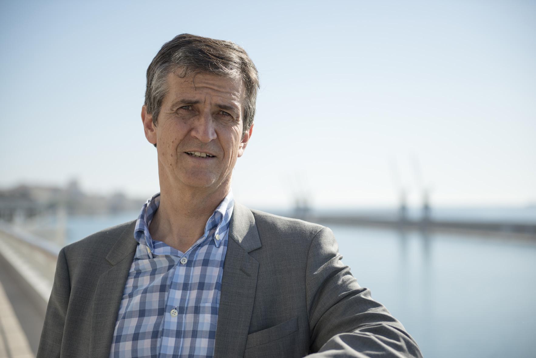 Franck Paoli, co-fondateur de Connect Capital
