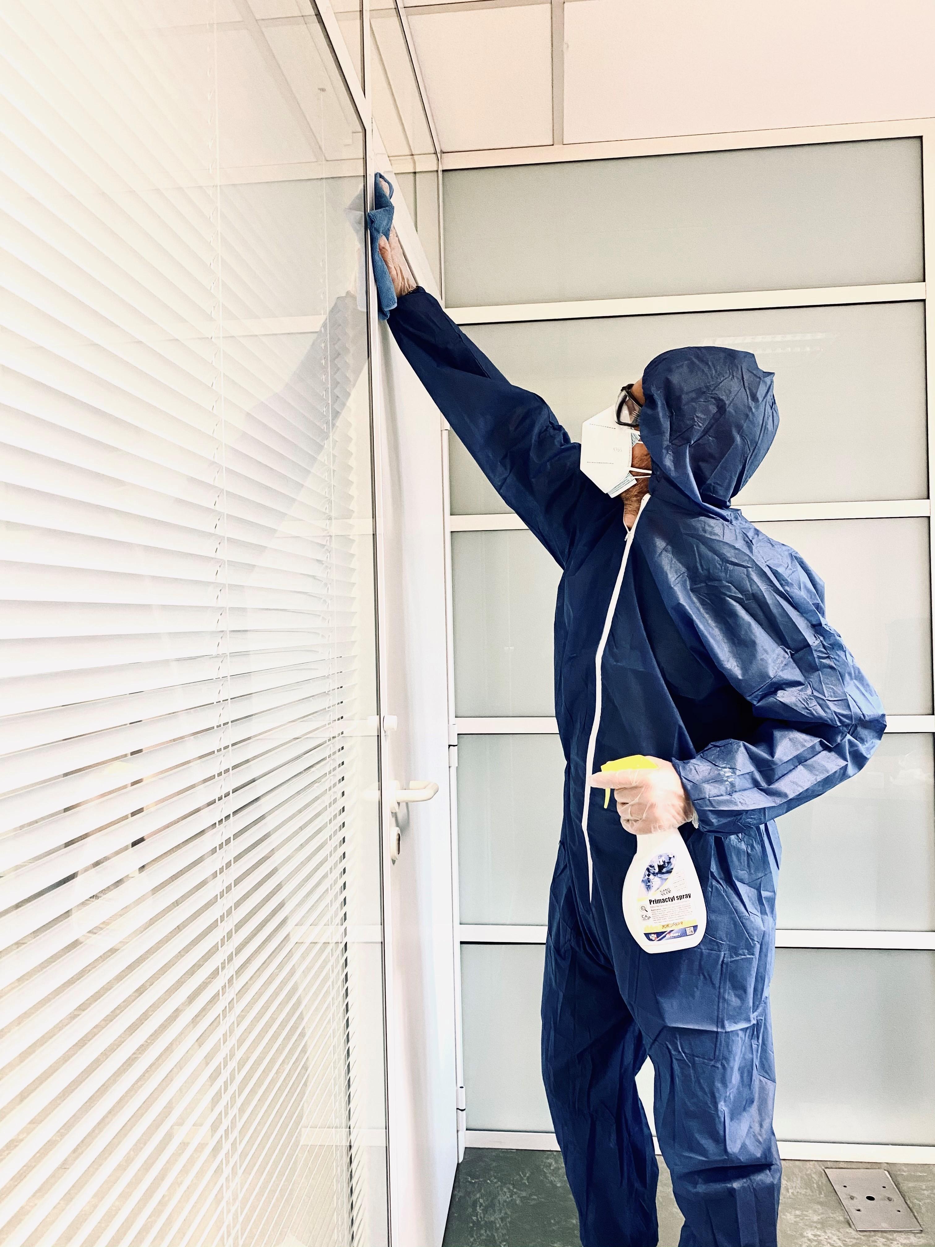 Les métiers de la propreté : oubliés de la ligne de front ?