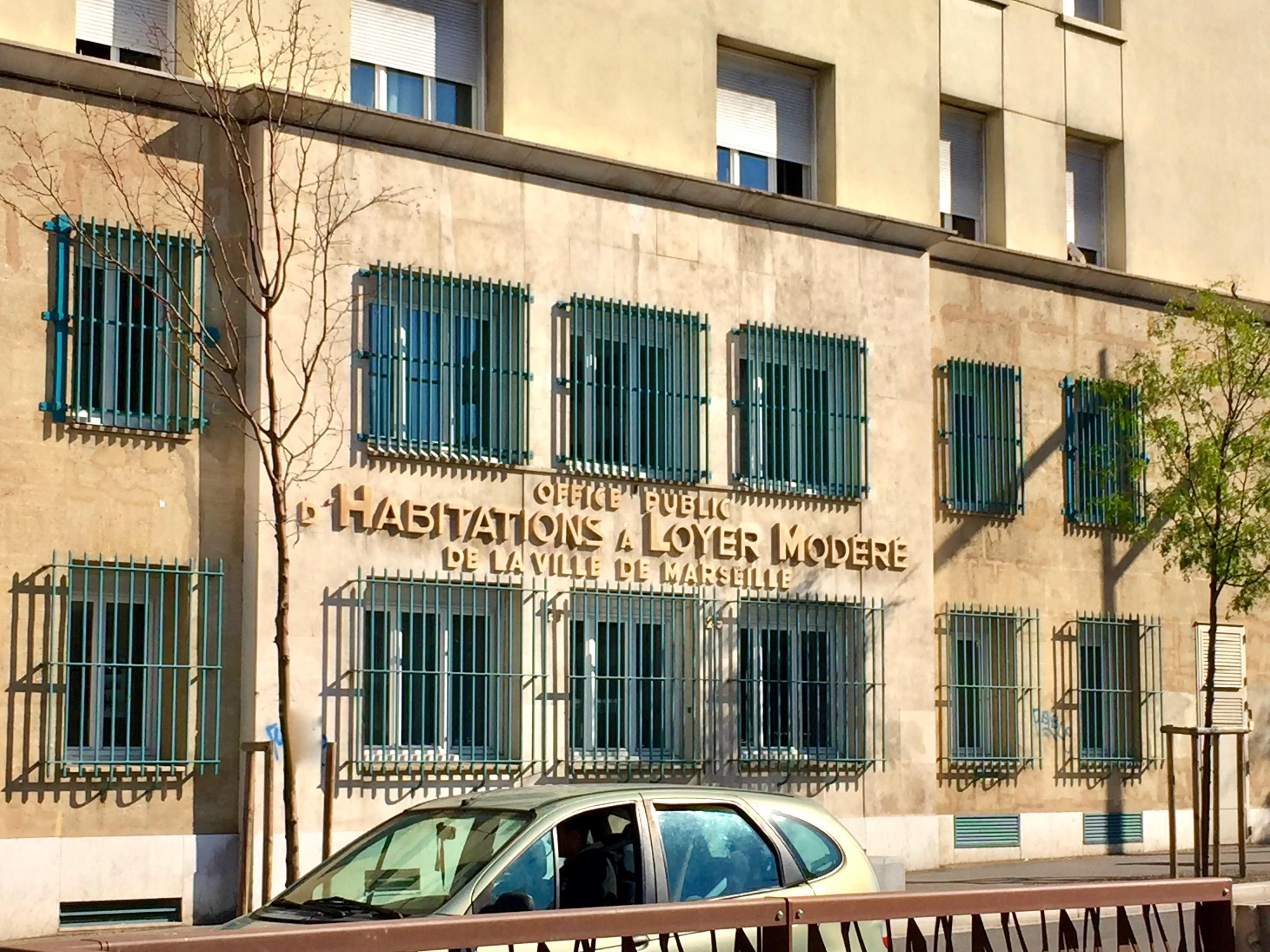 Les 2 offices publics de l'habitat d'Aix et Marseille vont se rapprocher dans une SAC © JP