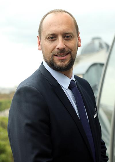 Laurent Baly, président de la SATT Sud-Est©SATT Sud-Est