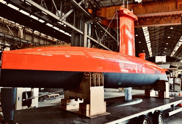 SeaOwl, IXBlue et ECA Robotics portent trois projets portent sur la robotique, le marin augmenté et le navire autonome. ©NBC