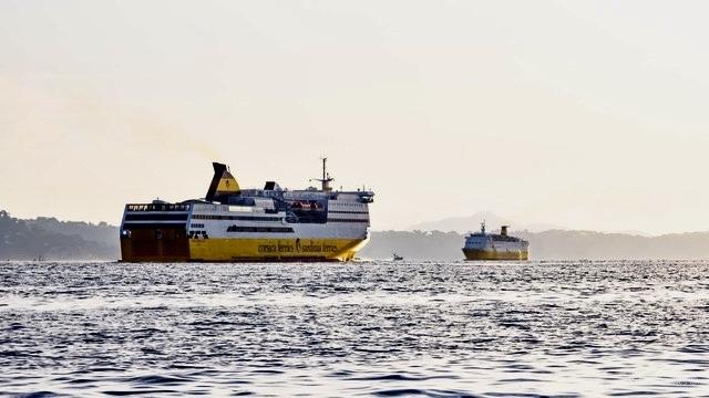 Corisca Ferries dessert chaque semaine le port algérien de Mostaganem. ©DR