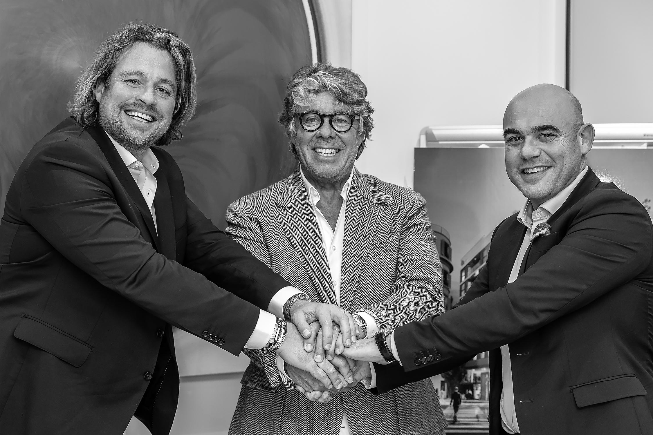 Les Zingraf signent avec Christophe Falbo la première licence de marque de l'enseigne. Elle concerne Marseille et son littoral