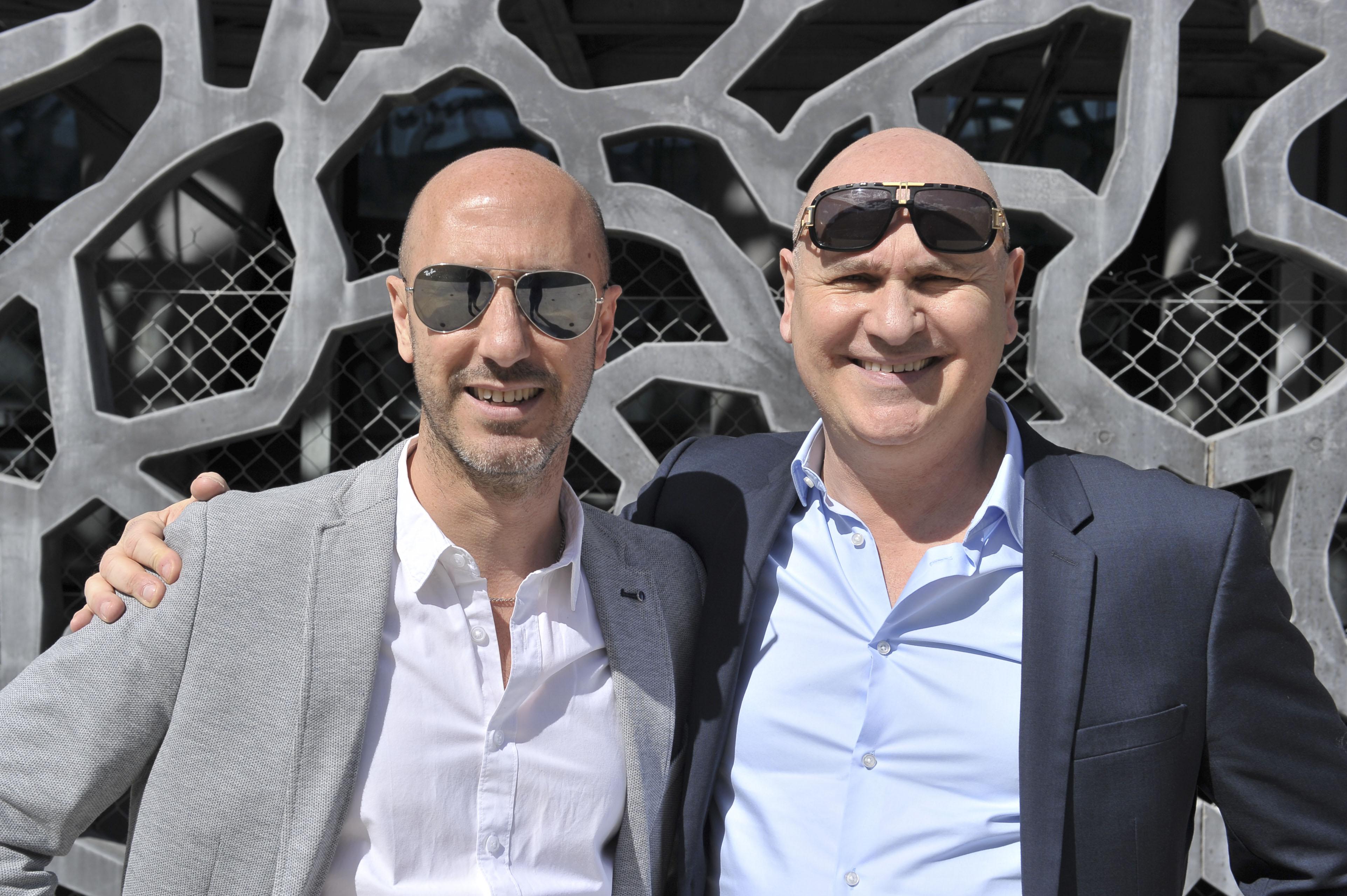 David et Eric Sportès, fondateurs d'I Love My Com