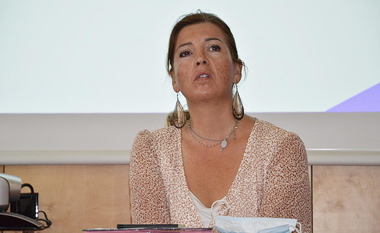 Florence Dibon-Gallo à la tête d'Enence, bureau d'études spécialisée dans l'ingénierie mécanique rejoint la quatrième promotion de Sud Accélérateur. ©NBC