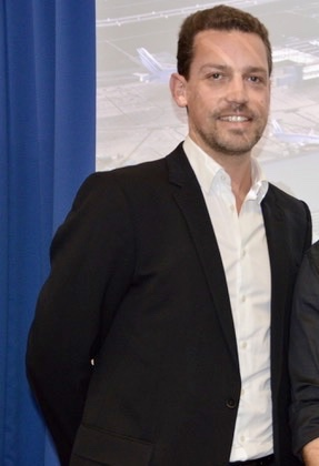 Emmanuel Dujardin qui dirige l'agence Tangram Architectes n'en revient pas d'avoir été approché pour intégrer SUD Accélérateur. ©NBC