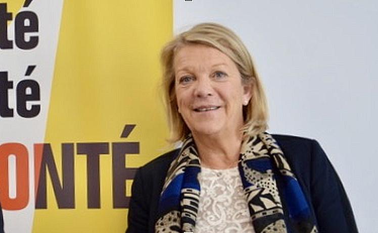 Véronique Vedrine, directrice du réseau Sud de Bpifrance qui englobe les régions PACA, Occitanie et Corse.  ©NBC
