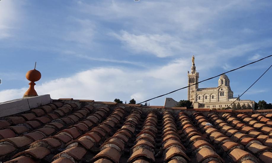 Notre-Dame de la Garde reste l'un des piliers du tourisme à Marseille (Photo : F.Dubessy)