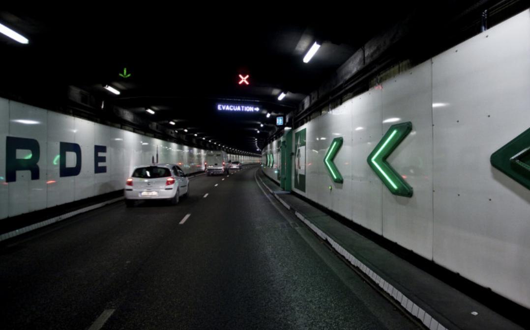 Eiffage et Vinci lancent une OPA sur la Société marseillaise du Tunnel Prado Carénage © SMTPC