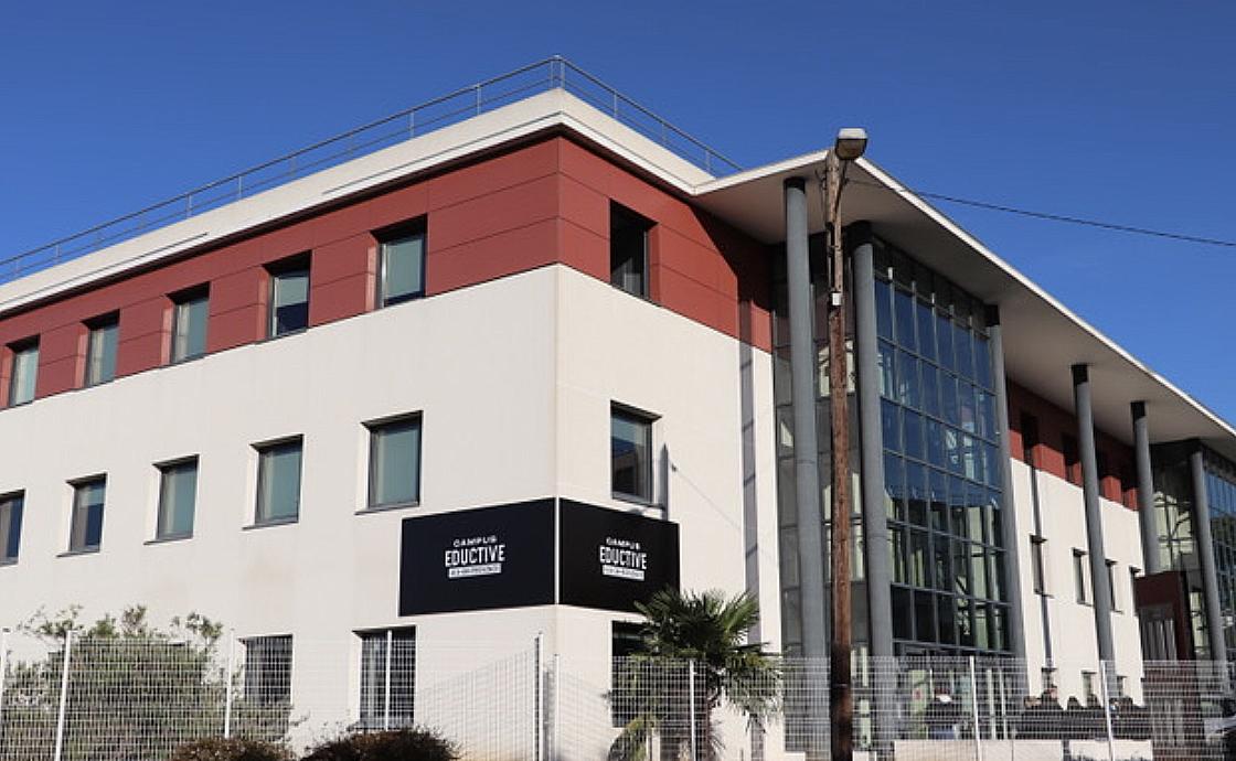 Le campus Eductive à Aix-en-Provence. Photo©DR