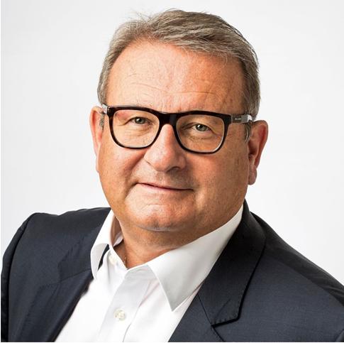 Didier Amphoux, vice-président de l'Upe 13