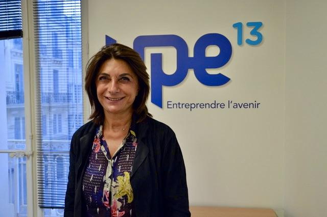 Martine Vassal, présidente LR sortante du Conseil Départemental des Bouches-du-Rhône depuis 2015 et présidente de la Métropole Aix-Marseille Provence depuis 2018. ©NBC